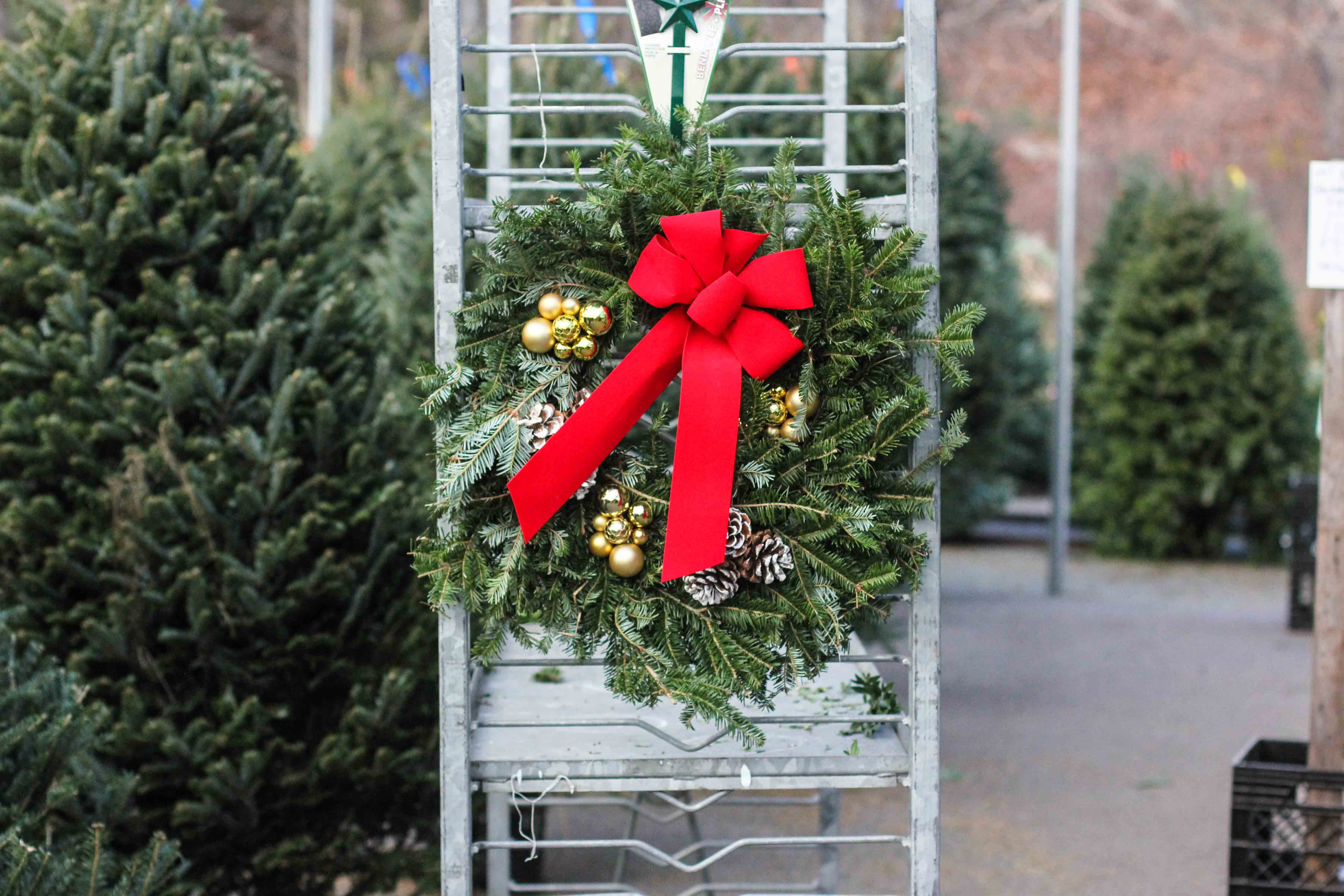 12″ Decorated Wreaths